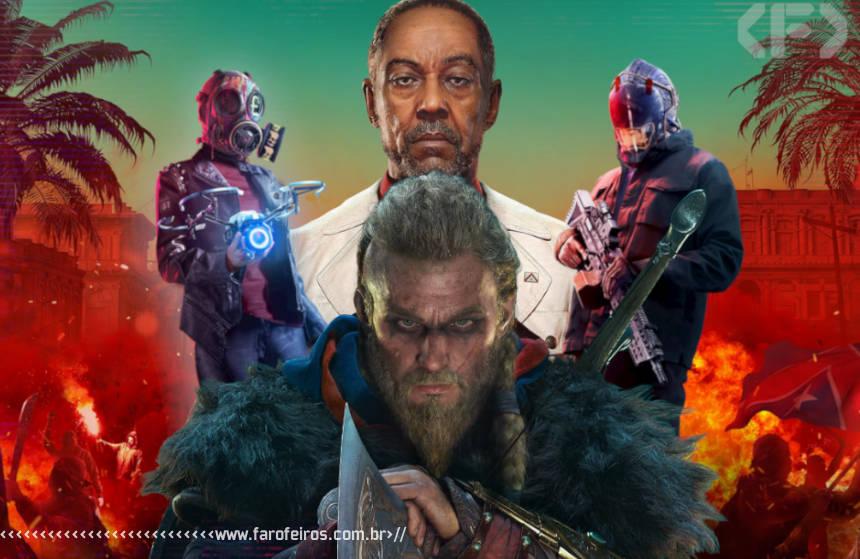 Ubisoft Forward 2020 - Blog Farofeiros