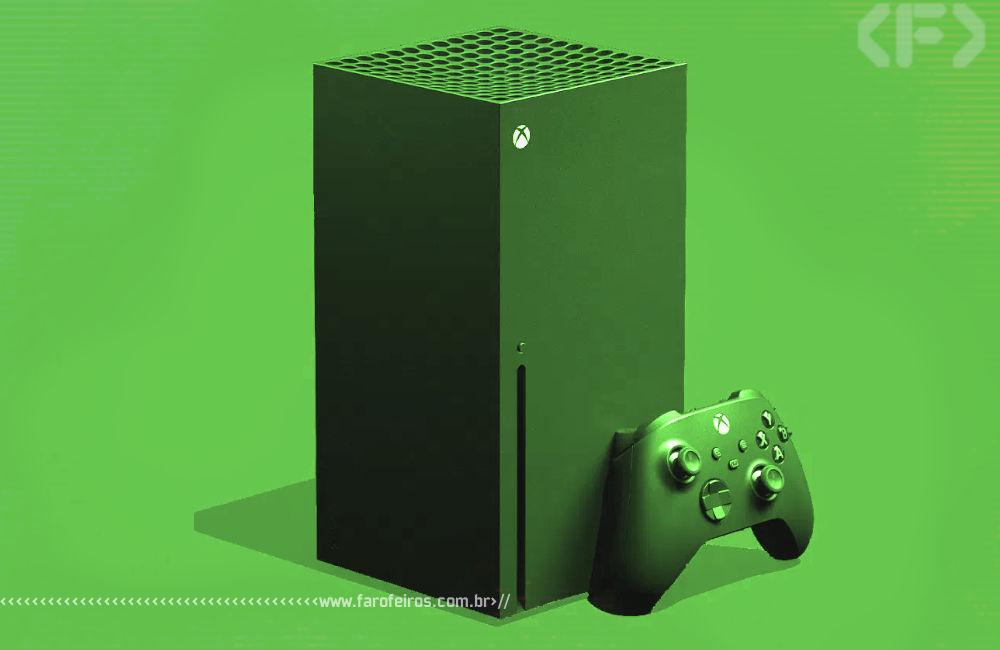 Xbox Games Showcase 2020 - Xbox Series X - Blog Farofeiros