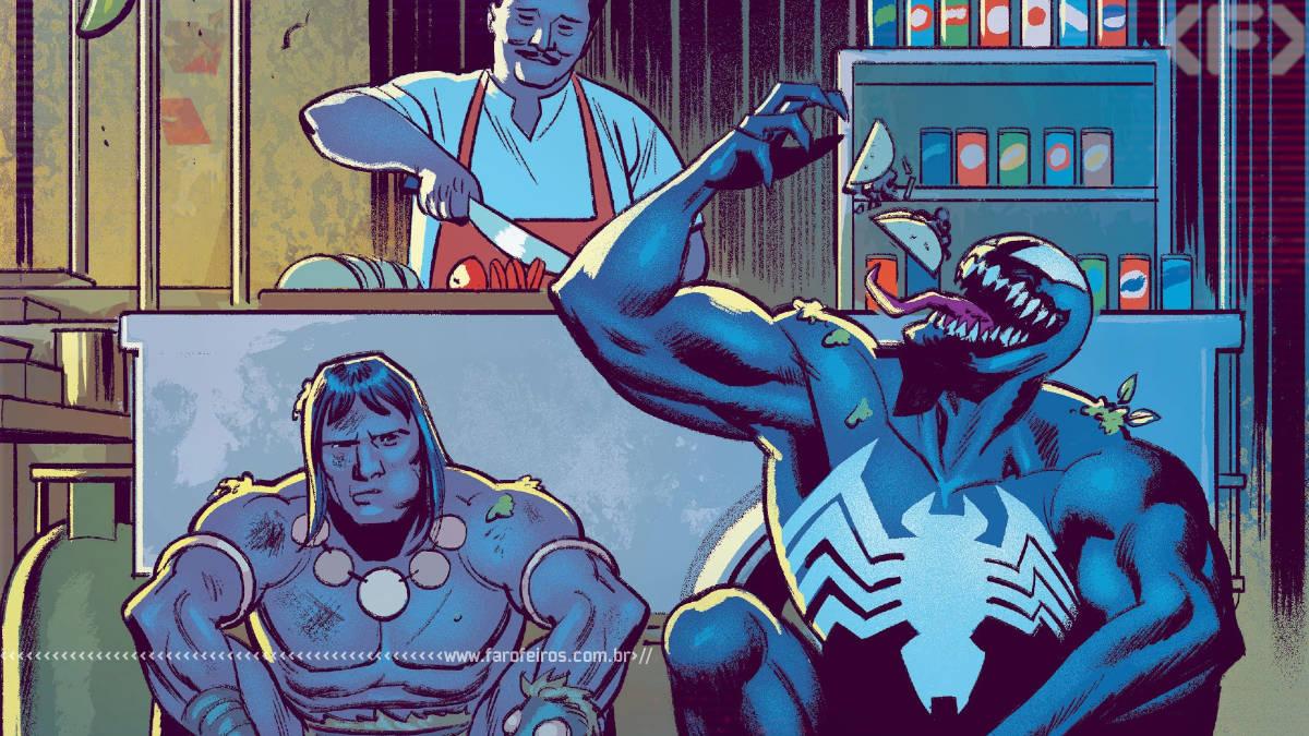 Conan no Brasil - Venom - Blog Farofeiros