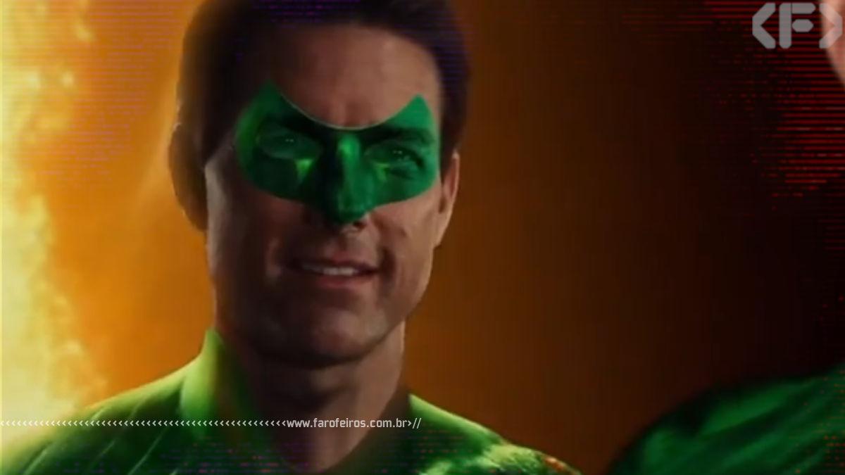 Reynolds Cut de Lanterna Verde - Ryan Reynolds - Tom Cruise - Blog Farofeiros
