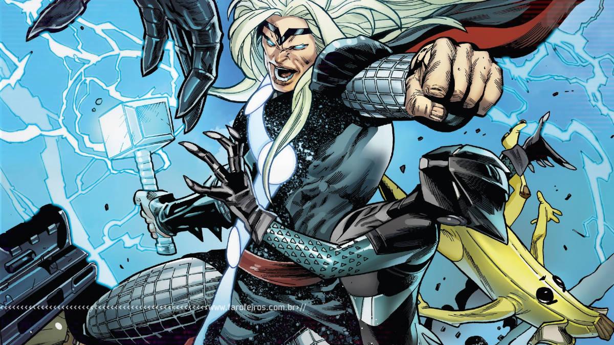 Nexus War em Fortnite e nos quadrinhos da MaNexus War em Fortnite e nos quadrinhos da Marvel - Blog Farofeirosrvel - Blog Farofeiros