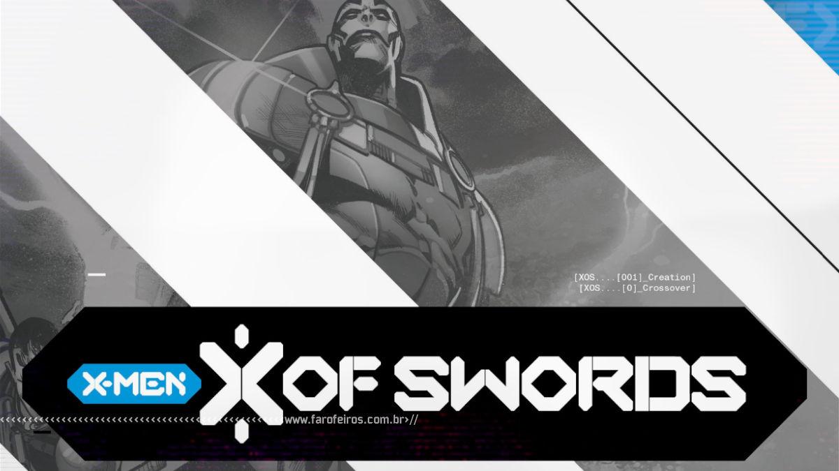 X-Men - X de Espadas - X of Swords - Blog Farofeiros