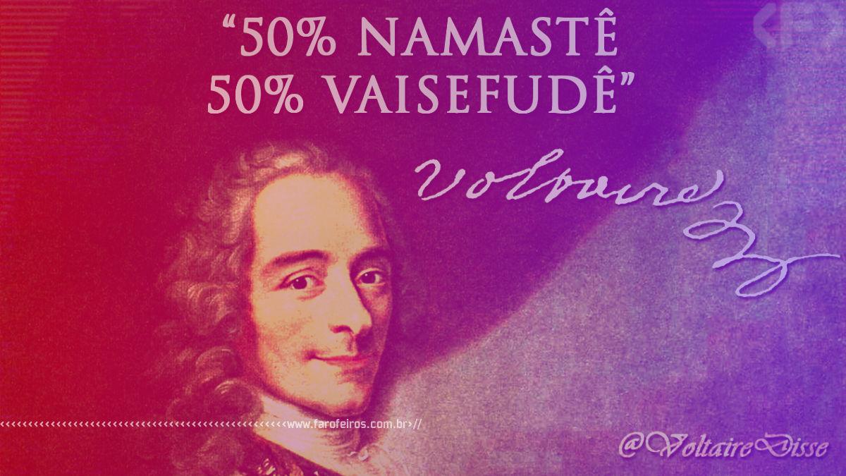Voltaire Disse - Blog Farofeiros