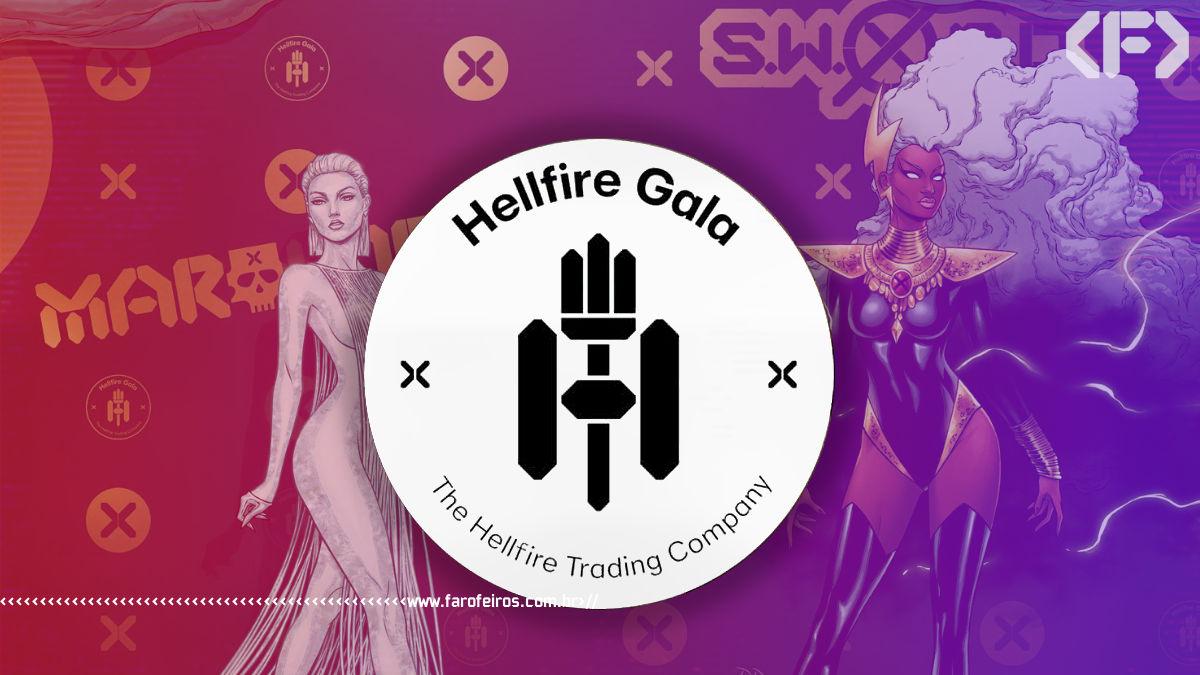 Hellfire Gala - A noite de Gala do Clube do Inferno em X-Men - Blog Farofeiros