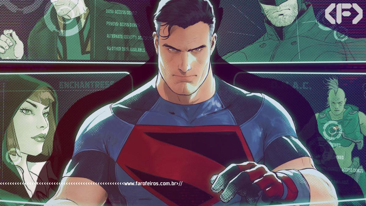 Superman & The Authority por Grant Morrison - BlogFarofeiros