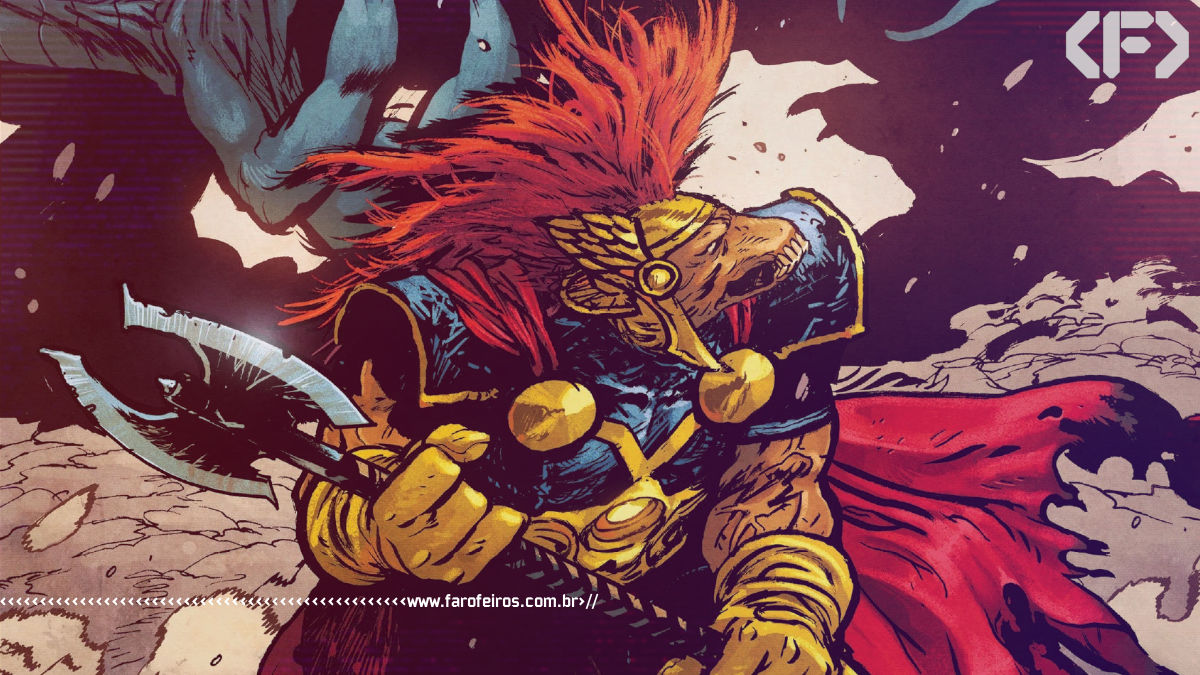 Beta Ray Bill #1 - Marvel Comics - Blog Farofeiros