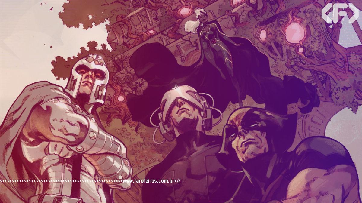 O Tombo - X-Men - 01 - Blog Farofeiros