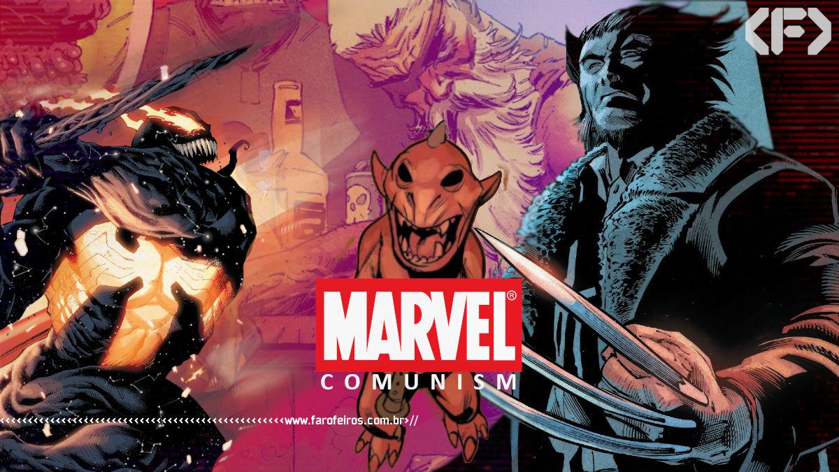 Outra Semana nos Quadrinhos #29 - Blog Farofeiros