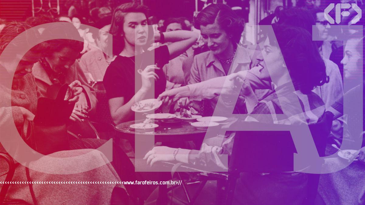 Membros do Conselho Latino Americano de Jornalismo - CLAJ - Blog Farofeiros
