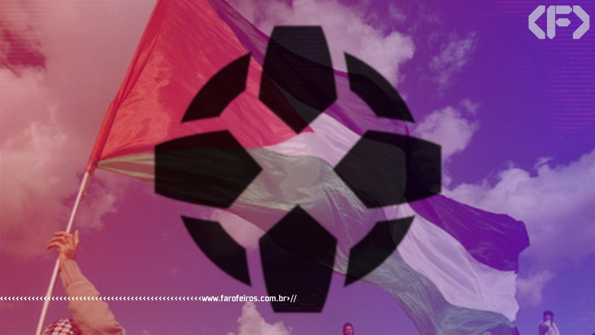 Sites de games estão contra a Palestina - 00 - Blog Farofeiros