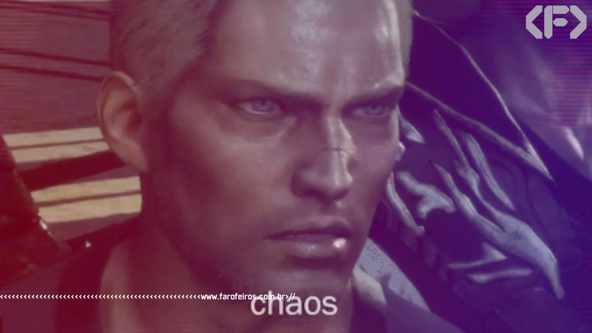 Caos - Final Fantasy Origin - Blog Farofeiros