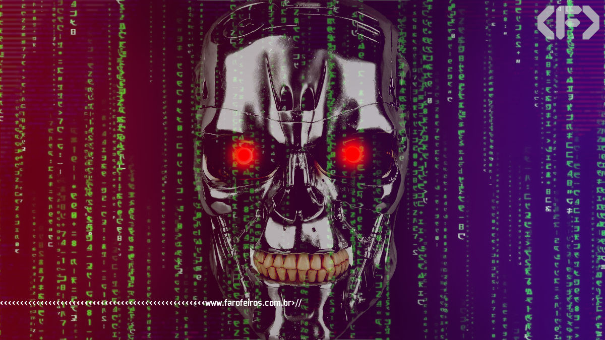 Matrix é a continuação de Exterminador do Futuro - 00 - Blog Farofeiros