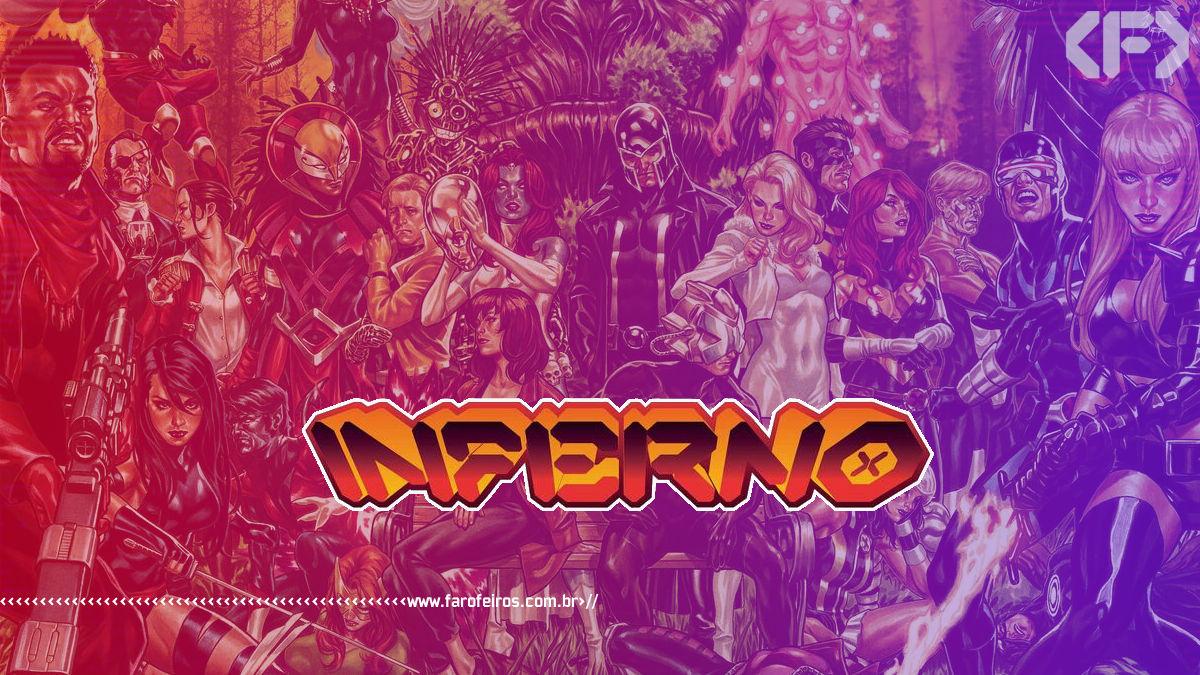 Novo Inverno em X-Men - Marvel Comics - Blog Farofeiros