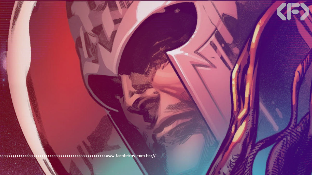 Planet Size X-Men #1 - Magneto - Blog Farofeiros