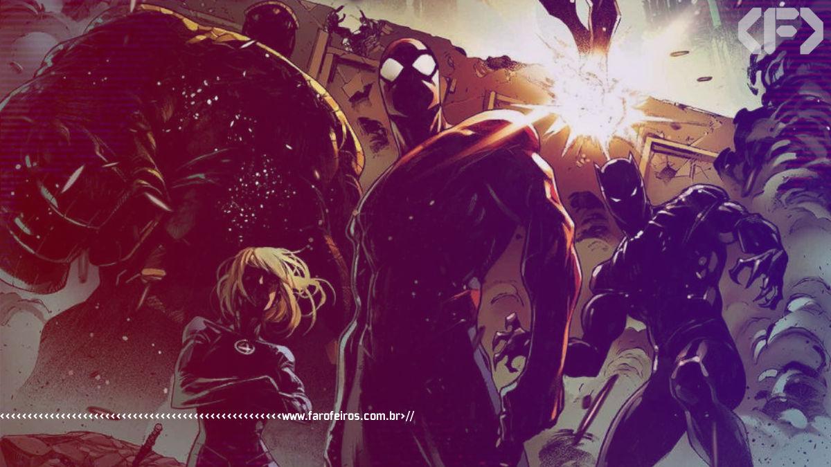 Ninguém está a salvo na Era Sombria da Marvel Comics - Tom Taylor - Blog Farofeiros