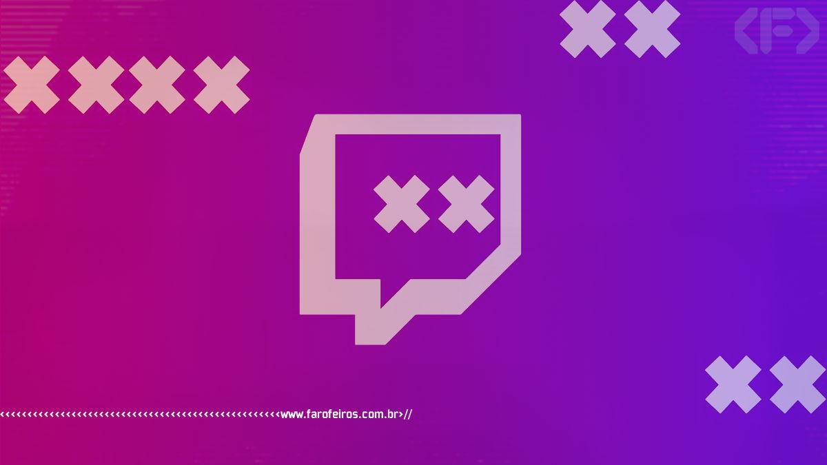 Apagão da Twitch - Blog Farofeiros