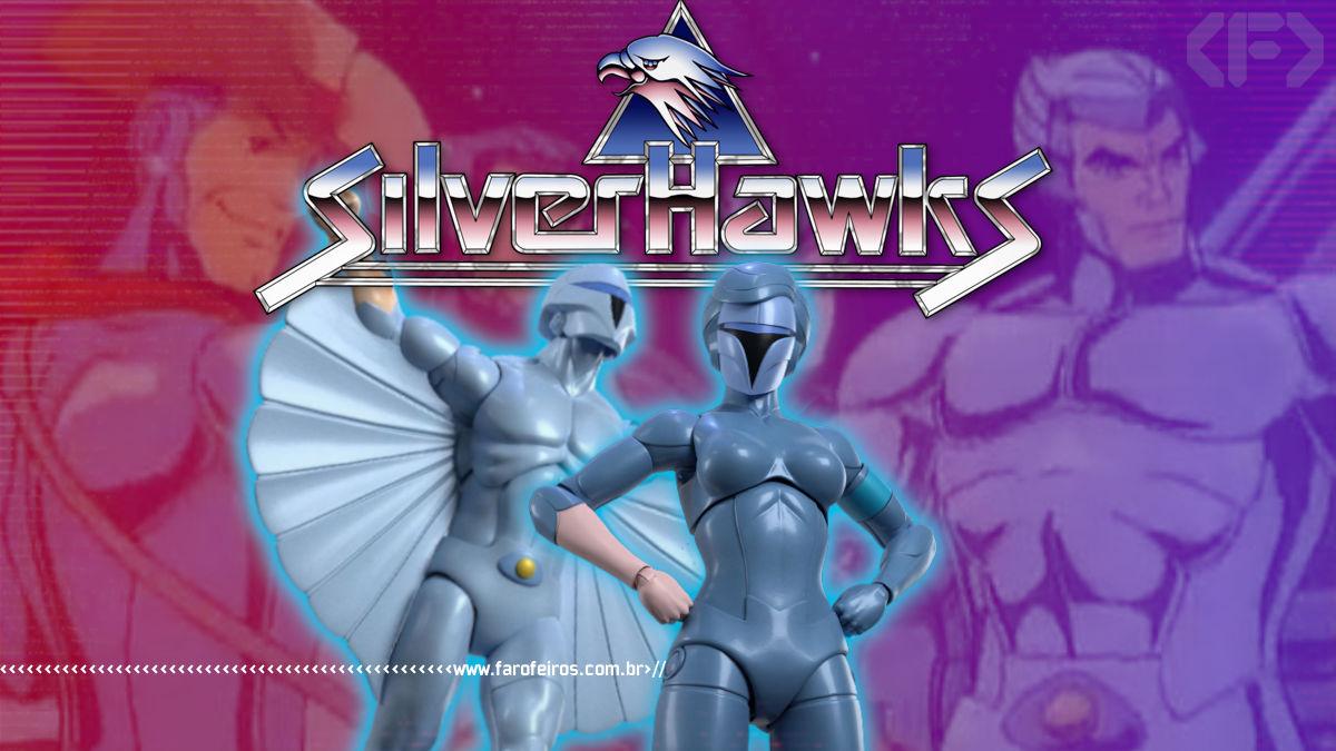 Bonecos dos SilverHawks da Super7 - 00 - Blog Farofeiros