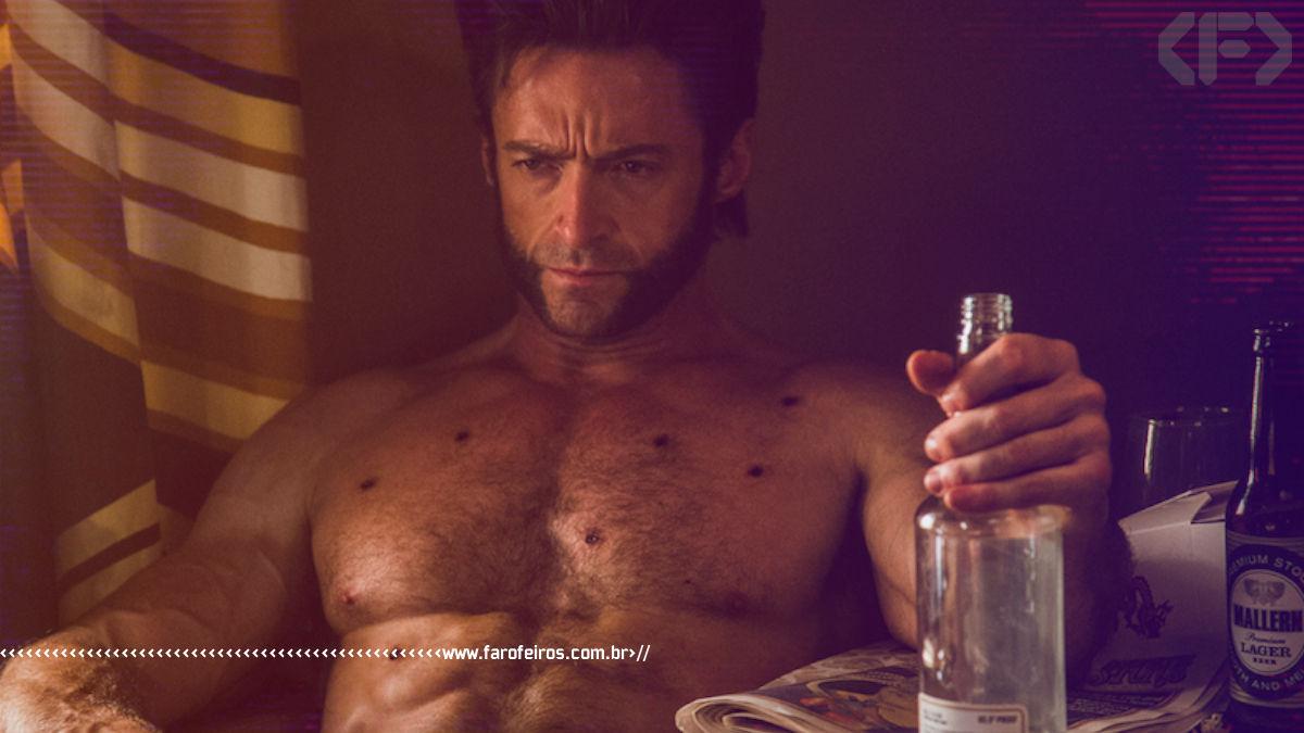 Coragem alcoólica - Wolverine - Blog Farofeiros