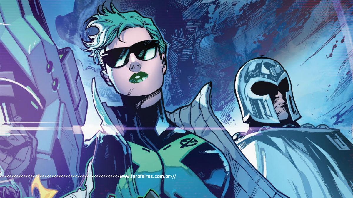 Mysterium - Abgail Brand e Magneto - X-Men - Marvel Comics - Blog Farofeiros