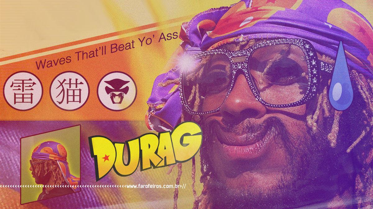 Thundercat - Dragonball Durag - Blog Farofeiros