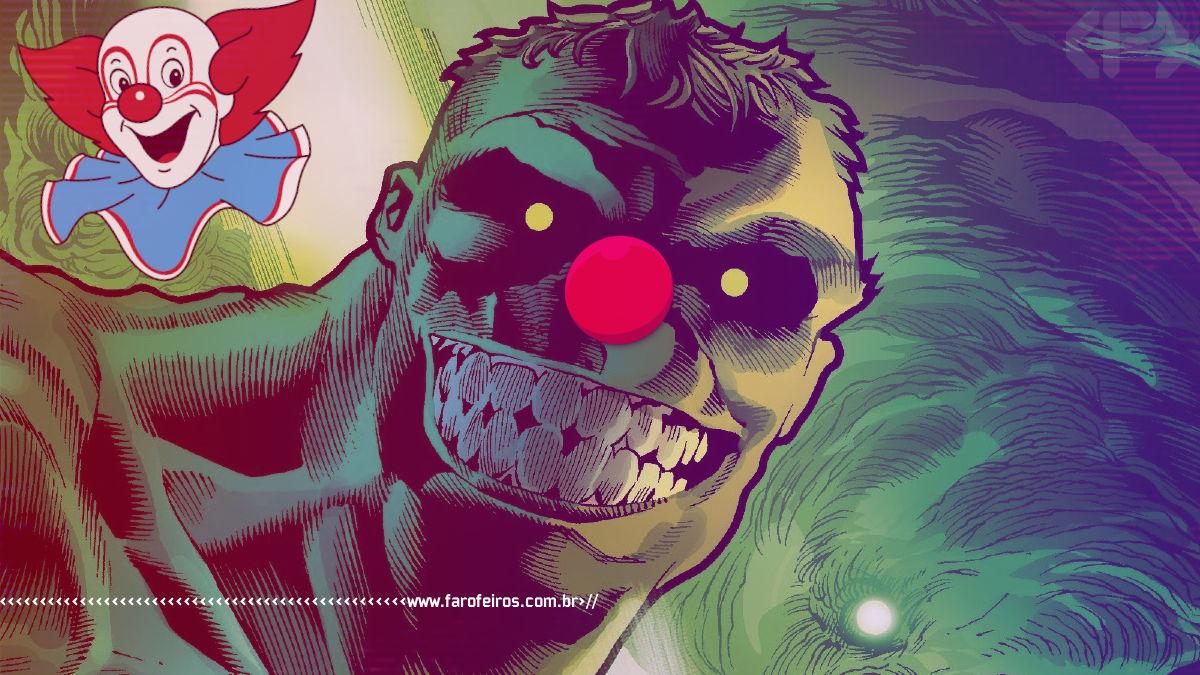 Al Ewing contra desenhista bolsonarista - Immortal Hulk - Blog Farofeiros