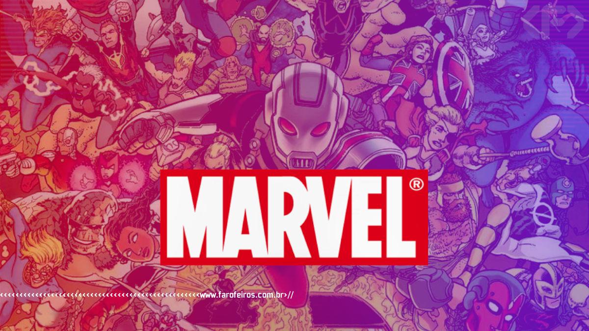 Eventos da Marvel Comics até Fevereiro de 2022 - Blog Farofeiros