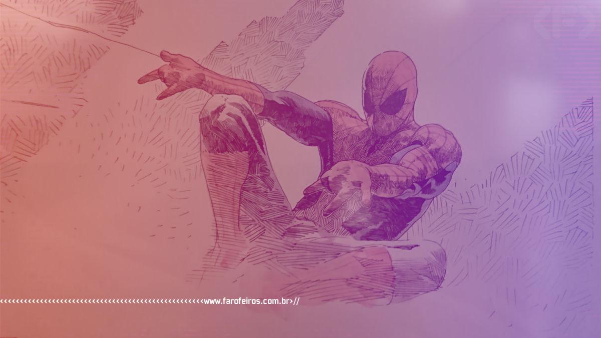 Ser Alguém - Homem Aranha - Blog Farofeiros