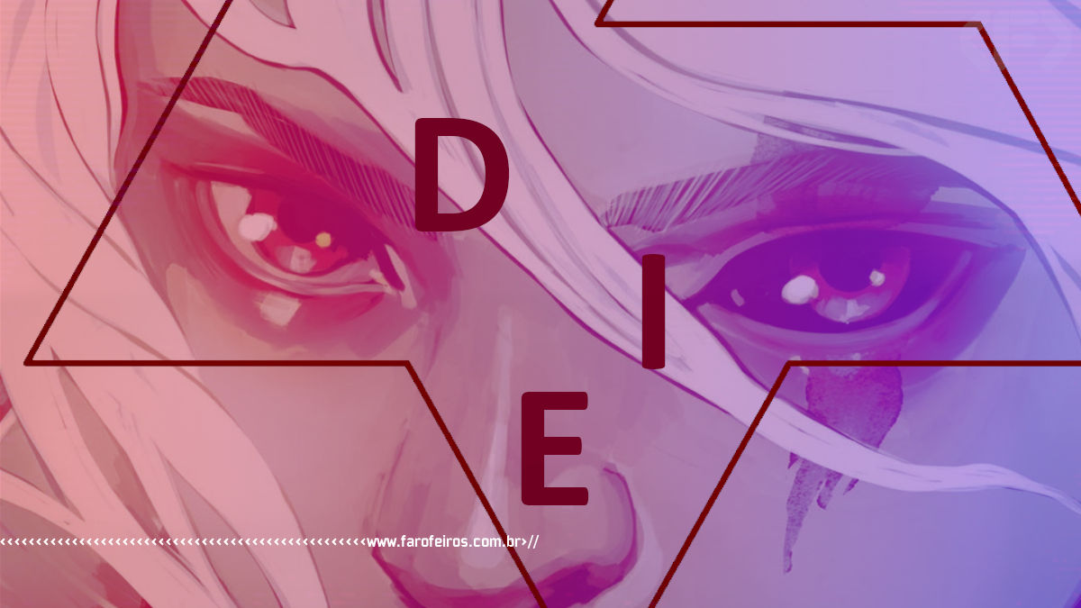 DIE - Image Comics - Quadrinhos - Blog Farofeiros