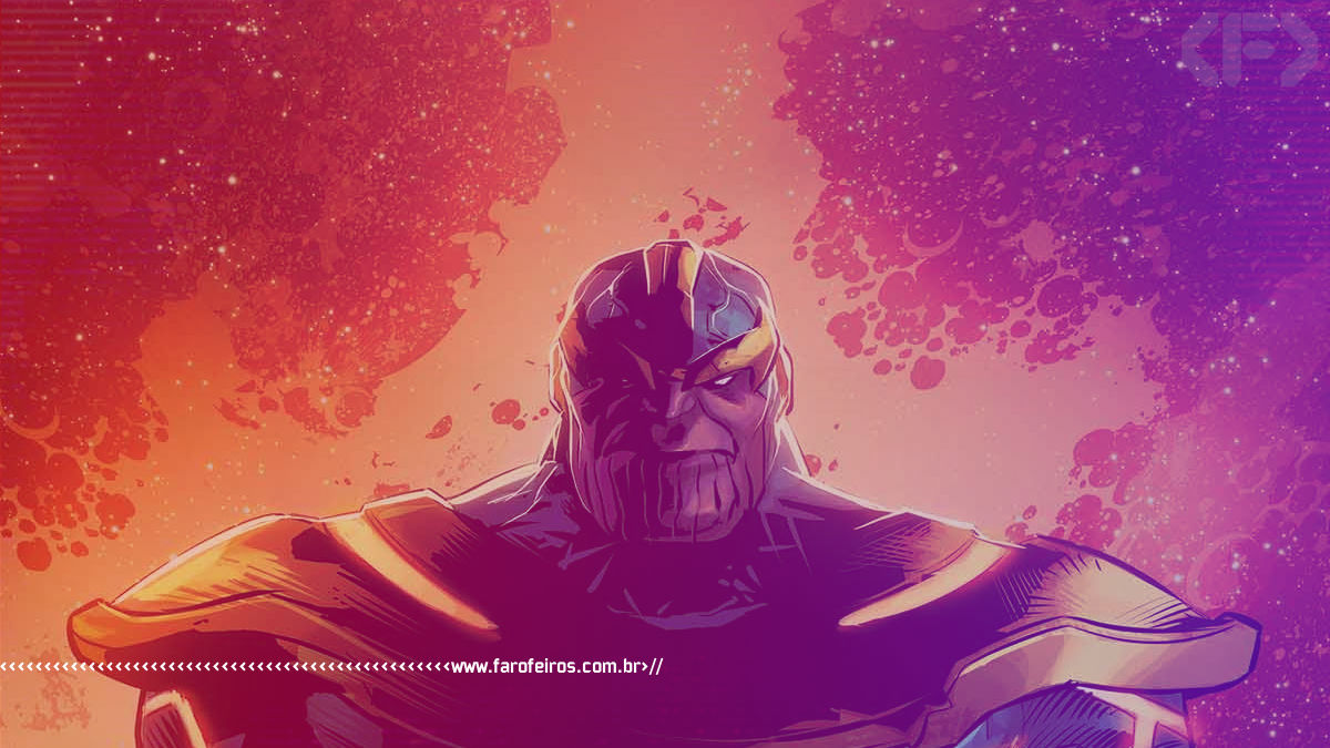 Esperando uma resposta - Thanos - Blog Farofeiros