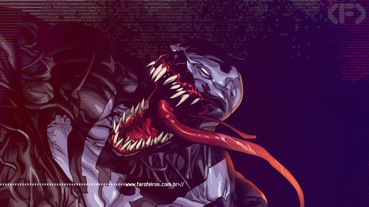 Pegaram o Venom - Blog Farofeiros